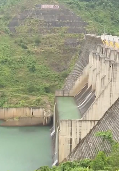 Quảng Nam: Thủy điện Đắk My 4 cần phải xả nước cứu hạ du.