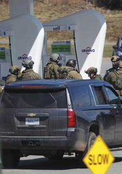 Canada điều tra vụ nổ súng thảm sát ở Nova Scotia