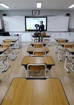 Hàn Quốc khai giảng năm học mới trực tuyến cho học sinh lớp 1 và 2