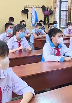 Bộ GD&ĐT ban hành bộ 15 tiêu chí đánh giá mức độ an toàn phòng, chống COVID-19 trong trường học