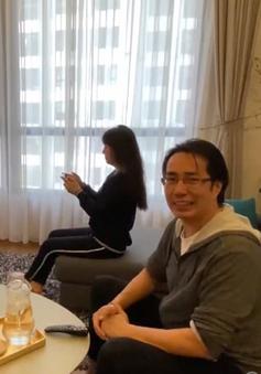 Đón ngày mới với nhà báo Trương Anh Ngọc