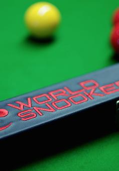 Giải Snooker vô địch thế giới 2020 ấn định ngày khai mạc