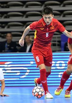 BXH Futsal nam: ĐT Việt Nam góp mặt trong top 10 đội tuyển hay nhất châu Á