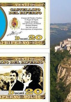 Italy: Thị trấn nhỏ tự in tiền để chống đỡ dịch COVID-19