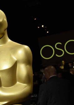 Oscar thay đổi điều kiện tranh cử do dịch COVID-19