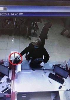 Khởi tố bị can cướp ngân hàng tại huyện Sóc Sơn
