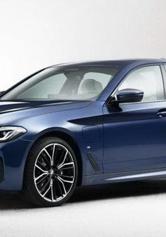Hé lộ hình ảnh BMW 5-Series phiên bản nâng cấp