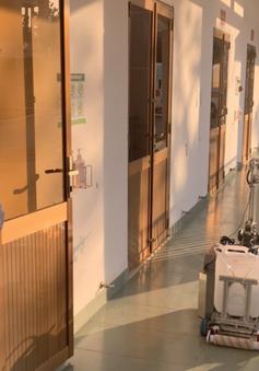 TP.HCM chính thức đưa robot khử khuẩn phòng cách ly thay thế nhân viên y tế