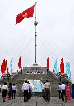 Lễ Thượng cờ thống nhất non sông ở đôi bờ Hiền Lương - Bến Hải