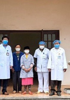 Bệnh nhân mắc COVID-19 tại Hà Giang được công bố khỏi bệnh