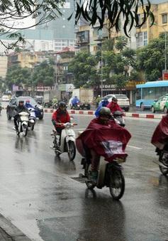 Hôm nay (24/5), Hà Nội sẽ tiếp tục mưa dông?