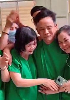 Bệnh nhân COVID-19 cuối cùng tại Bình Thuận âm tính lần 1