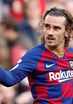 Barcelona từ chối bán Antoine Griezmann cho Paris Saint Germain