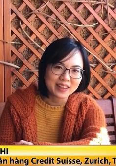 Người Việt ở nước ngoài giữ tinh thần lạc quan trong mùa dịch