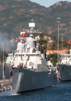 Quân chủng Hải quân phòng, chống dịch COVID-19
