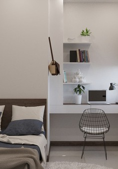 Căn hộ 2 phòng ngủ cực kỳ gọn gàng và tiện nghi