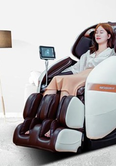 Kaitashi - Thương hiệu uy tín mua ghế massage tại Đồng Nai