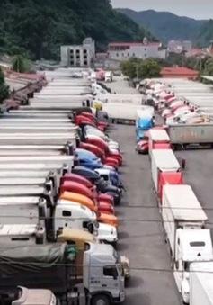 Khuyến cáo tạm dừng đưa hàng nông sản lên Lạng Sơn