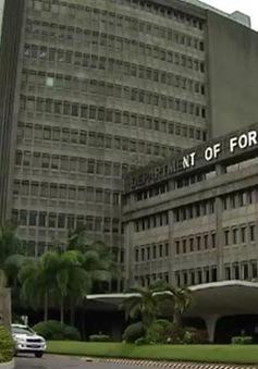 Philippines phản đối hành động của Trung Quốc ở Biển Đông