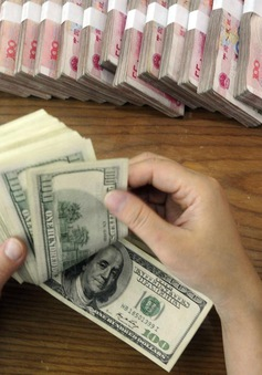 """Dự trữ ngoại hối của Trung Quốc """"bốc hơi"""" hơn 46 tỷ USD chỉ trong 1 tháng"""