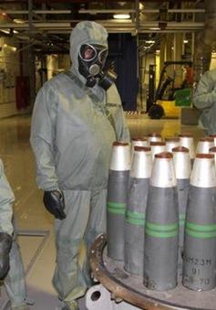 Syria chính thức bị cáo buộc sử dụng vũ khí hóa học năm 2017