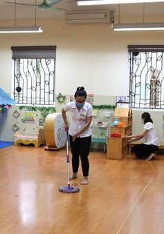 Hà Nội: Gỡ mối lo bán trú khi học sinh mầm non, tiểu học quay lại trường