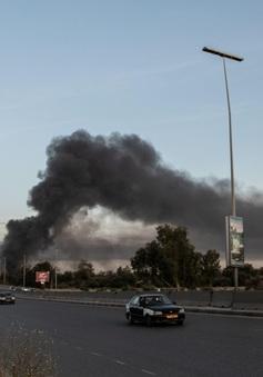 Libya: Thủ đô Tripoli bị tấn công bằng tên lửa, 20 người thương vong