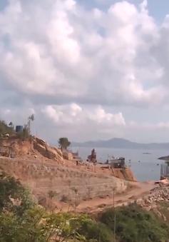 Bình Định xử lý 7 khu du lịch tuyến Quy Nhơn - Sông Cầu phá vỡ quy hoạch và cảnh quan