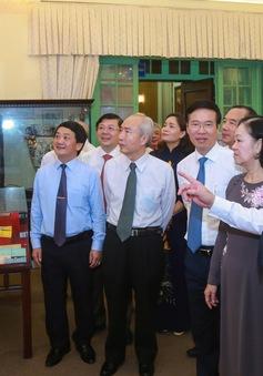 Bảo tàng Mặt trận Tổ quốc Việt Nam được thành lập