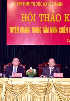 Tuyên Quang trong tầm nhìn của Chủ tịch Hồ Chí Minh