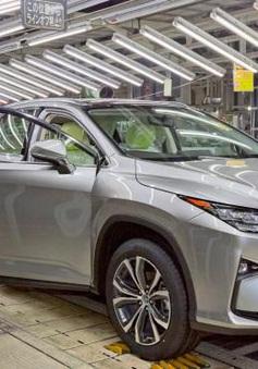 Toyota ngừng hoạt động tất cả các nhà máy tại Nhật Bản