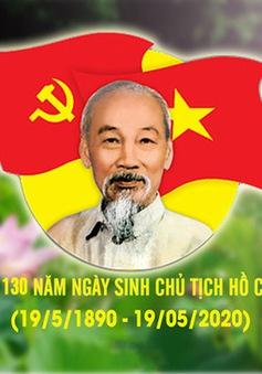 VTV TRỰC TIẾP Lễ kỷ niệm 130 năm Ngày sinh Chủ tịch Hồ Chí Minh