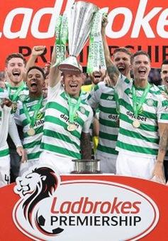 Giải VĐQG Scotland bị hủy: Celtic vô địch lần thứ 9 liên tiếp