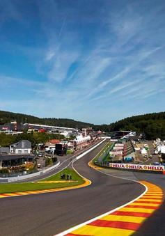 Tin vui F1: GP Bỉ có thể được tổ chức vào ngày 30/8