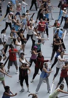 Hơn 100 ca mắc COVID-19 tại Hàn Quốc liên quan đến lớp học nhảy