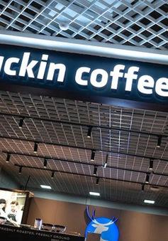 Luckin Coffee trước nguy cơ hủy niêm yết trên sàn Nasdaq