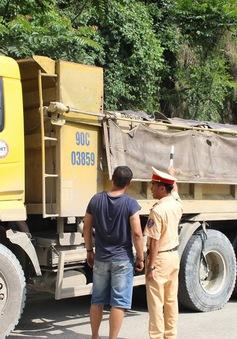 """Truy tố 5 cán bộ trong vụ bảo kê logo """"xe vua"""" ở Hà Nội"""