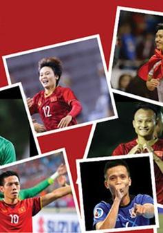 Danh sách rút gọn giải thưởng Quả bóng vàng Việt Nam 2019