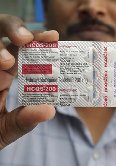 CẢNH BÁO: Thuốc sốt rét Hydroxychloroquine tăng nguy cơ tử vong ở bệnh nhân COVID-19