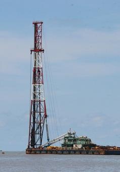 Cà Mau yêu cầu điều chỉnh vị trí các trụ tuabin của nhà máy điện gió Tân Thuận