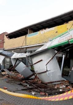 Siêu bão Mangga đổ bộ miền Tây Australia gây thiệt hại nặng nề