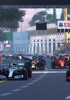George Russell về nhất ở chặng đua giả lập GP Monaco
