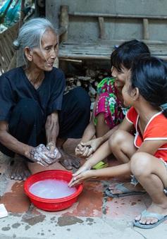 UNICEF cứu trợ phòng chống COVID-19 cho hơn 340.000 người tại Việt Nam