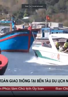 Tháo gỡ bất cập tại bến tàu du lịch Nha Trang