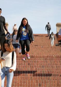 """Du học sinh Trung Quốc – """"Con bài"""" luôn mắc kẹt trong căng thẳng Mỹ - Trung"""