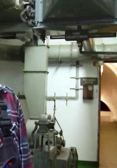 Bí ẩn công việc quản lý hầm ngầm hạt nhân