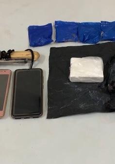 Bắt quả tang đối tượng tàng trữ ma túy tại Sơn La