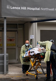Bệnh viện nhỏ ở Mỹ cạn kinh phí trong dịch COVID-19