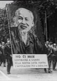 The ballad Hồ Chí Minh - Bài ca về tự do, hòa bình