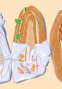 Bánh mì, phở xuất hiện trong dự án nghệ thuật trực tuyến ở Australia